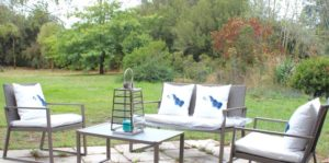 Home Staging Outdoors