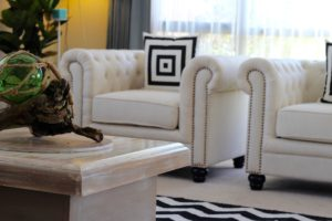 Styling Living Areas
