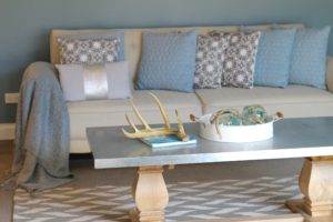 Home Staging Living Areas